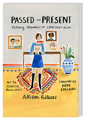 Passed and Present Book Cover
