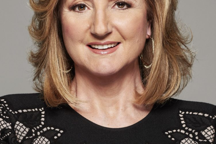 Arianna Huffington Helps Me Launch New Q & A Series