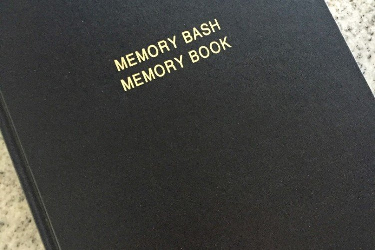 Minneapolis Memory Bash Memory Book Cover